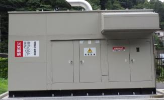 大型発電機